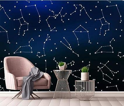 Wall Mural 3d Wallpaper Modern Simple Geometry Star