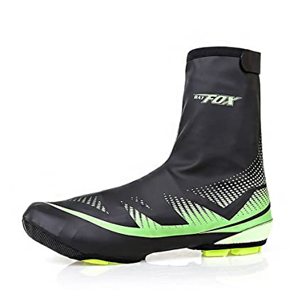 Cubrezapatillas impermeable, de West Cycling. De neopreno. Protegen contra el viento. Unisex