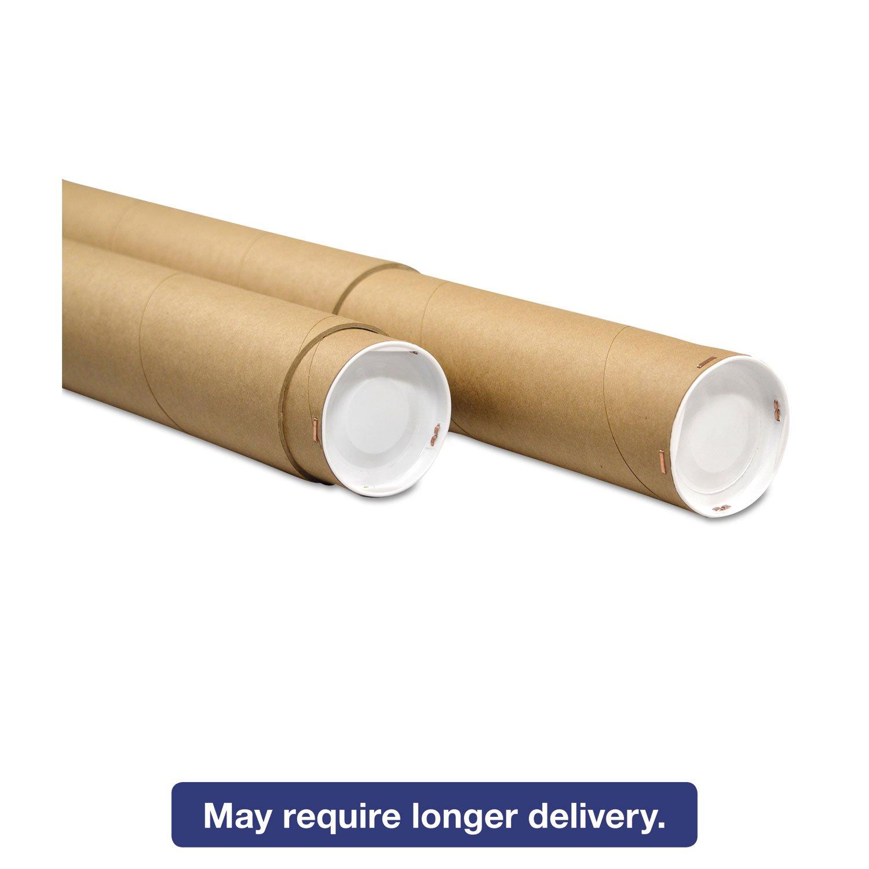 UFSATK460120 - General Supply Adjustable Round Mailing Tubes