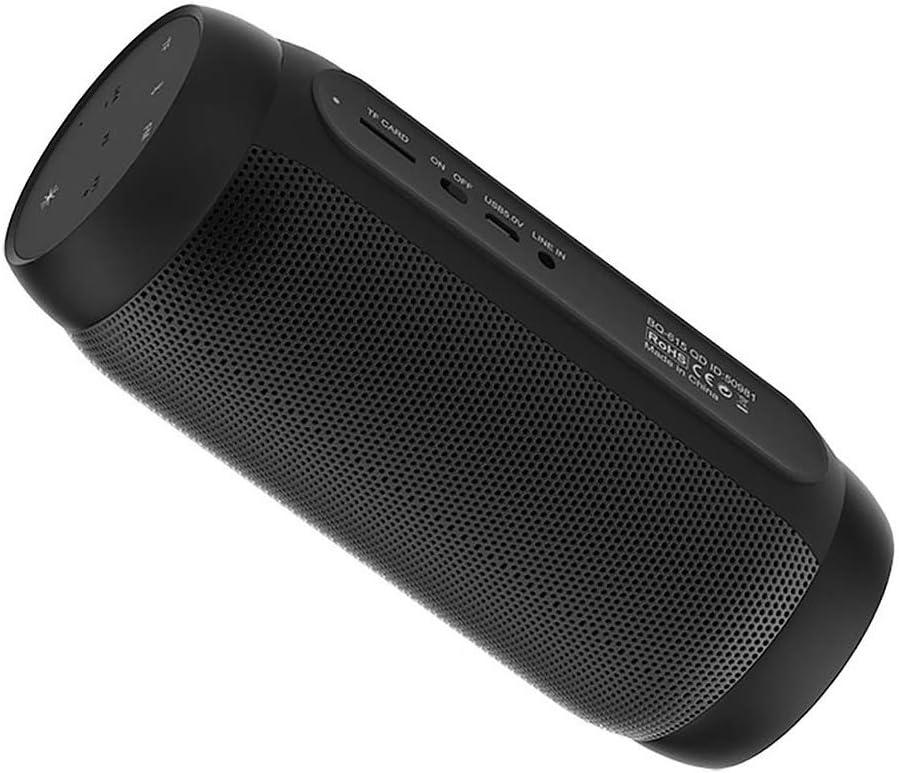 MYYINGELE Mini Altavoces Bluetooth,Sonido Stéreo HD Modo AUX/TF Mensajes de Voz Llamadas Manos Libres Resistente al Agua Conexión Inalámbrica NFC Viajes