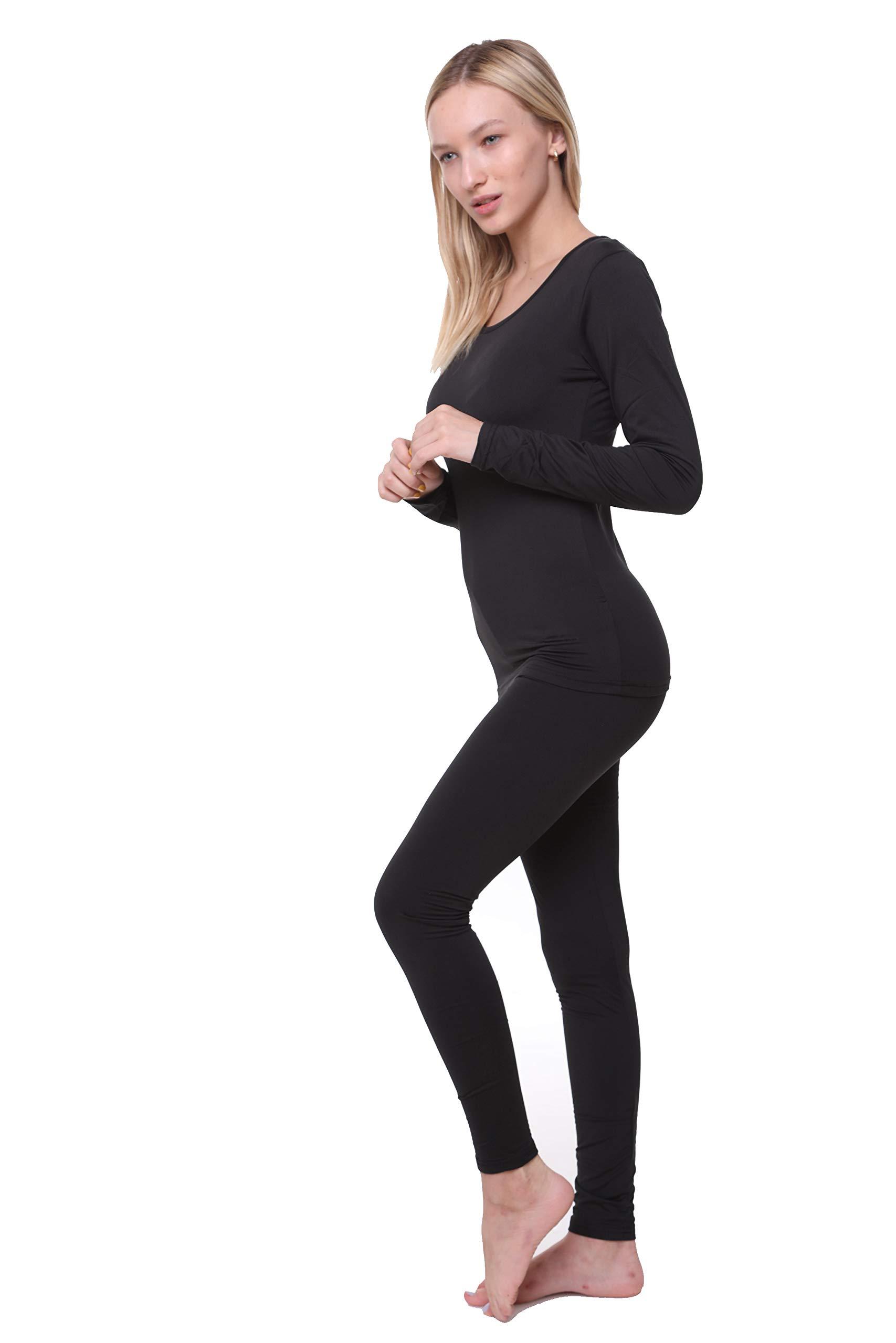 cb9b586184e652 Women Thermal Underwear Set Outland; Base Layer; Soft Fleece; Top &  Leggings product