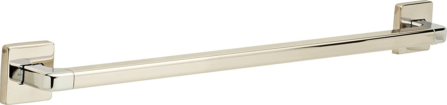 "Delta 41924-PN Angular Modern Grab Bar, 24"", Polished Nickel 61IV9IhWxiLSL1500_"