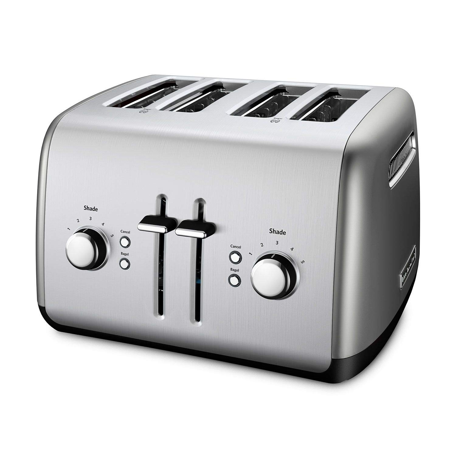 KitchenAid Toaster with Manual High-Lift Lever, Stainless Steel