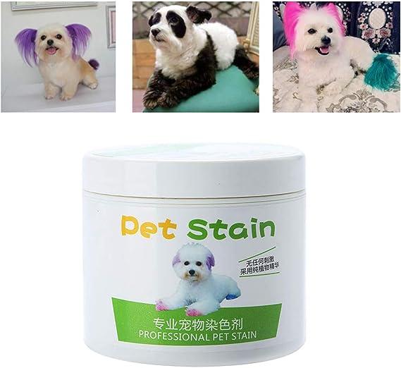 yibenwanligod - Tinte antialérgico Profesional para Perros y Gatos, 100 ML