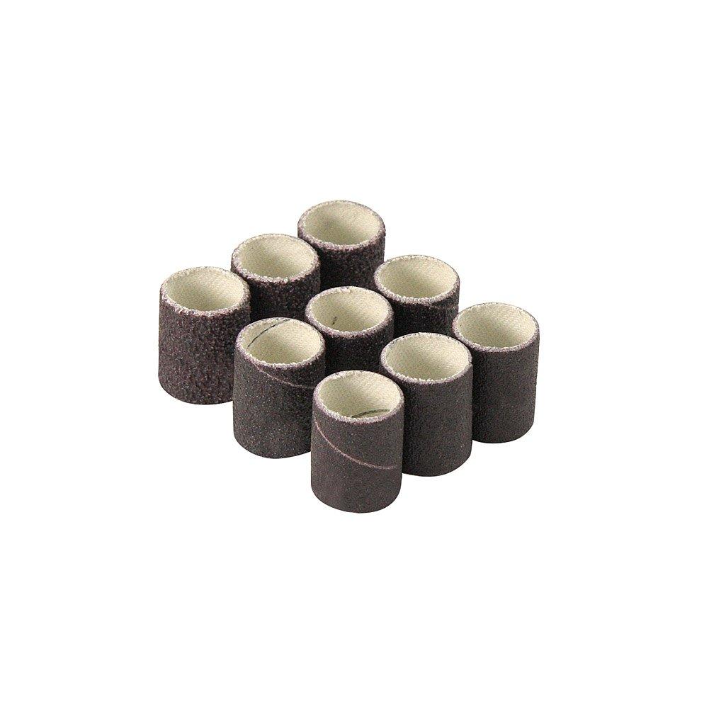 1//2x3//4 Aluminum Oxide 3ea F Drums and Sanding Sleeves C Sander Sleeve Set A/&H Abrasives 917263 Other M