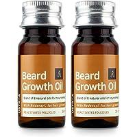 Ustraa Beard Growth Oil (35 ml) -Set of 2