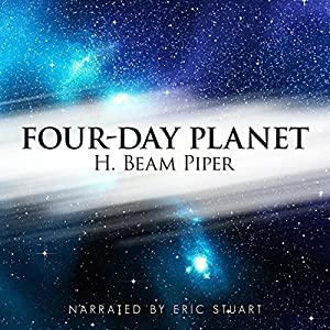 Four-Day Planet Audiobook