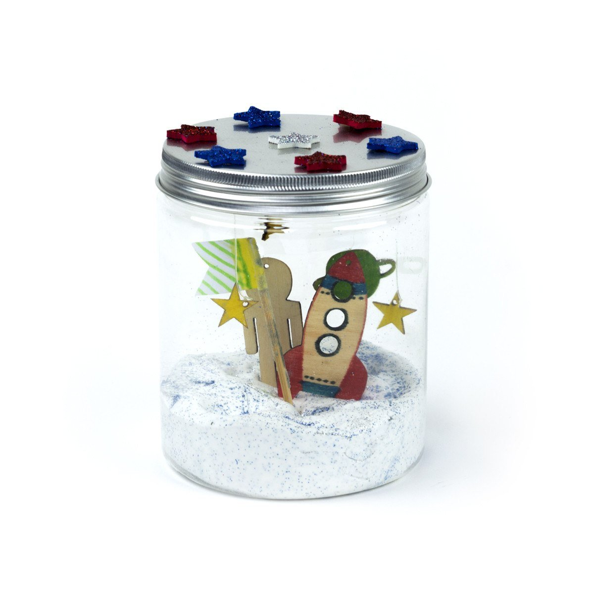 Seedling DIY Galaxy In A Jar Toy