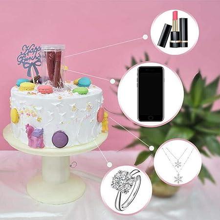 abbastanza Supporto a sorpresa musicale per torta di compleanno, 2 in 1 YA31