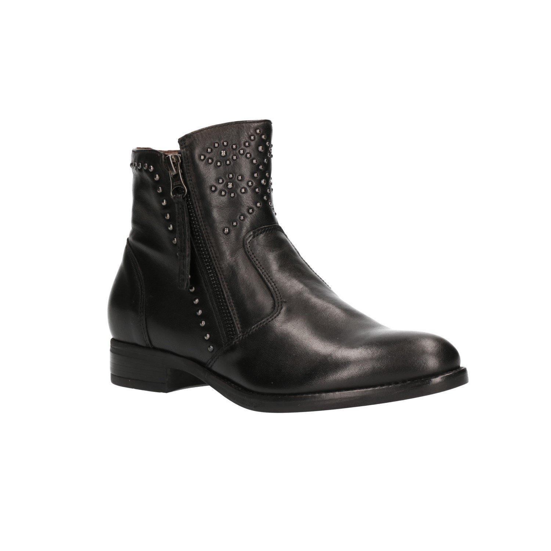 schwarz Giardini A806520D, Damen Stiefel Stiefel Stiefel & Stiefeletten Schwarz Schwarz 3ab627