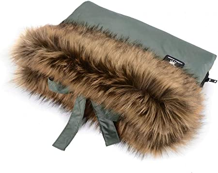 Cottonmoose Cottonmuff Wintermuff Handw/ärmer 262 Black
