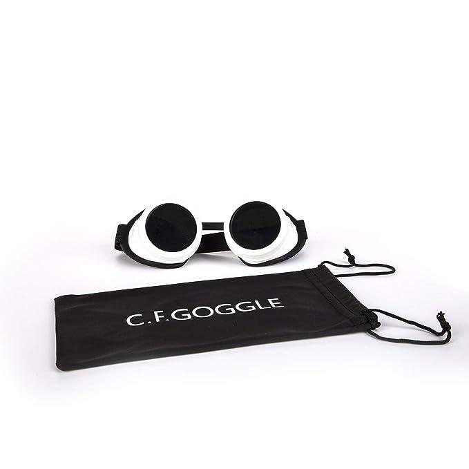 Amazon.com: Gafas de sol negras con lentes negras y estilo ...