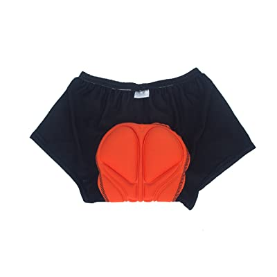 DODOING Unisex Cycling Underwear Shorts Men & Women Underpants Breathable 3D Padded Bicycle Bike Cycling Undershorts