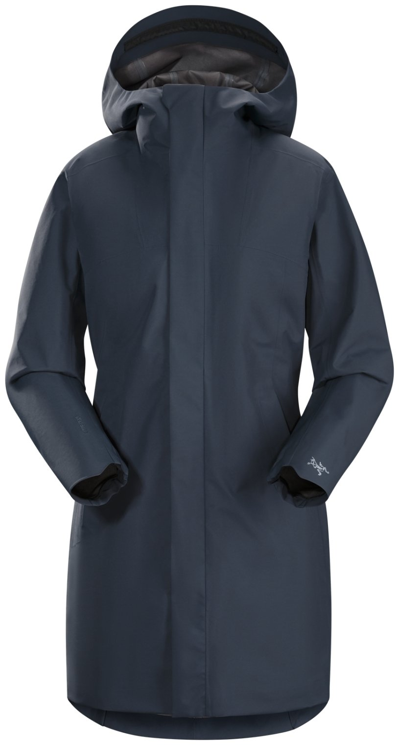 Arc'teryx Codetta Coat - Women's Black Sapphire Large