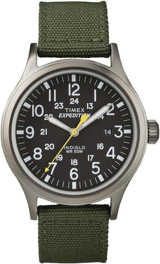 Timex Expédition Scout - Reloj análogico de cuarzo con correa de ...