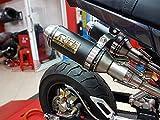 #6: Dual High Mount Exhaust For Honda Grom Msx 2013-2018 All Model