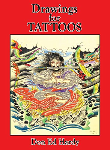 Drawings For Tattoos Volume 1 (Ed Hardy Tattoo Book)