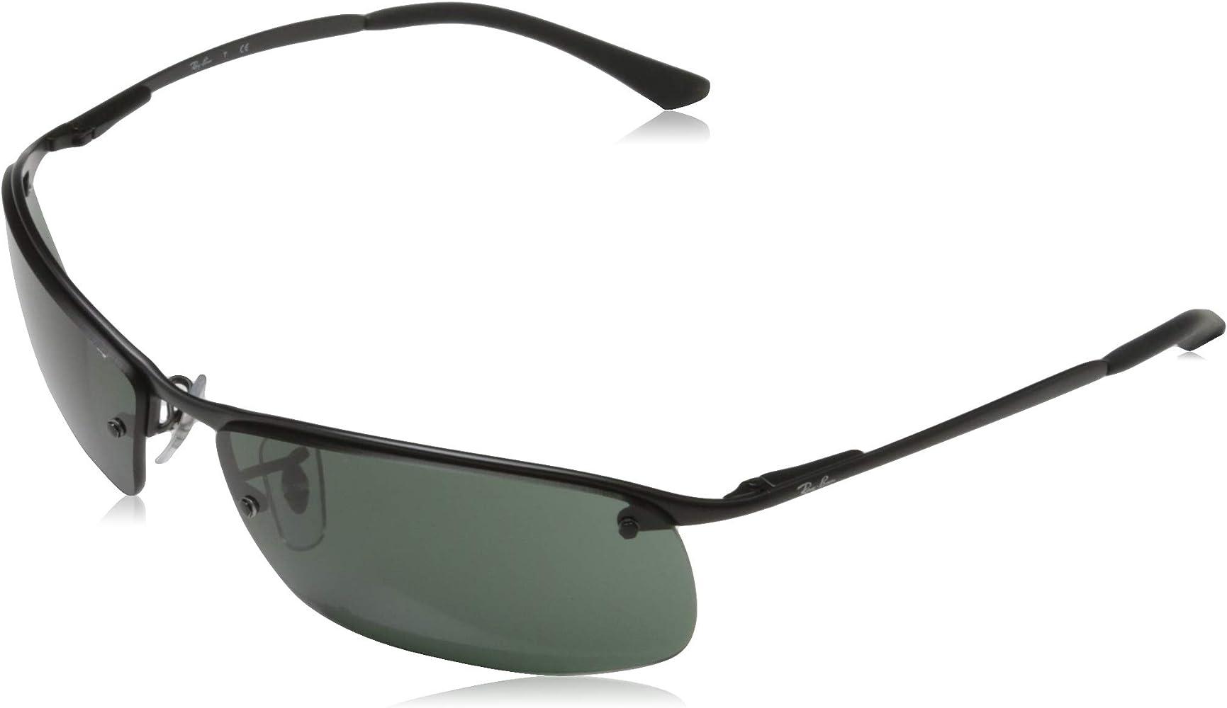 Ray-Ban 3025JM Gafas de sol, Negro, 55 para Hombre: Amazon.es ...