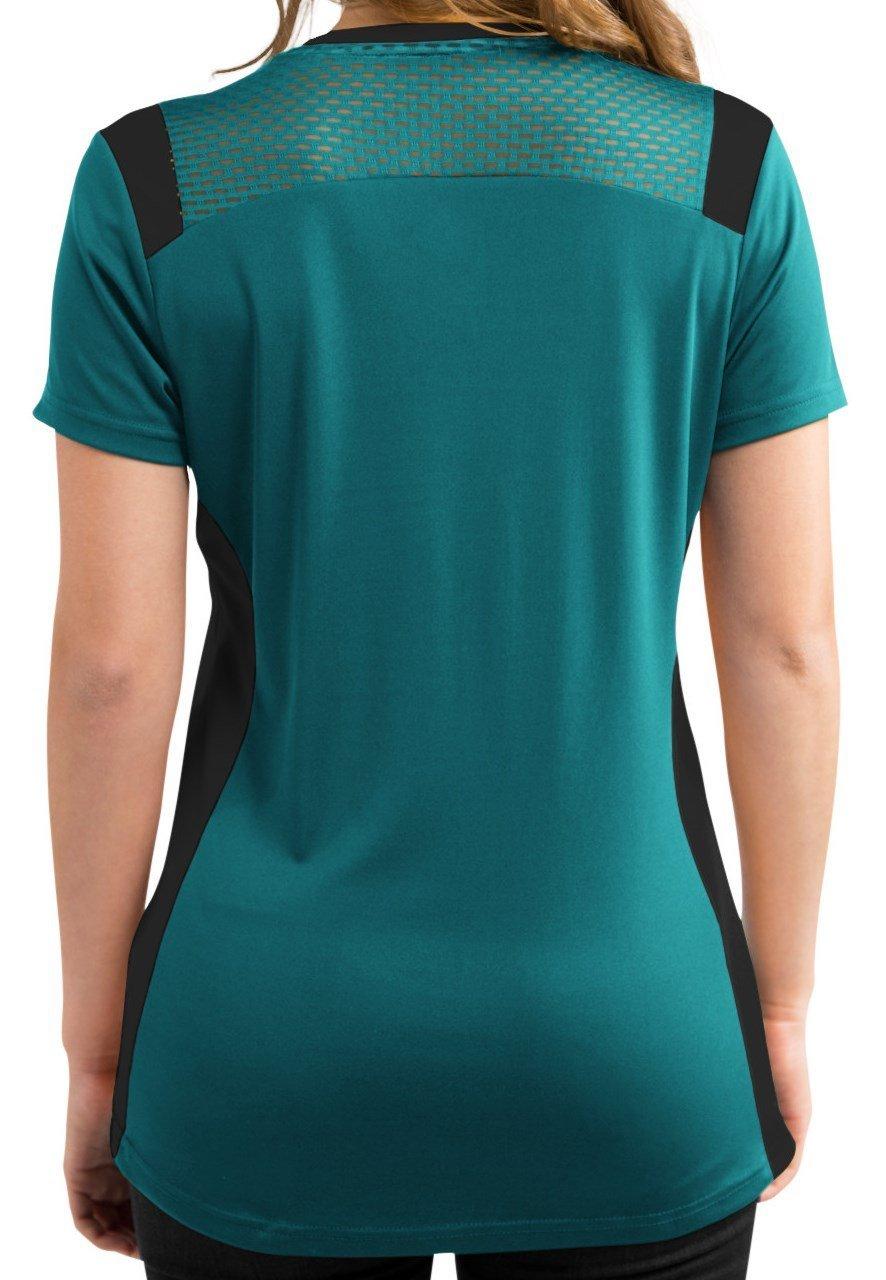 d0be95a0 Philadelphia Eagles Women's Green Draft Me Jersey V-Neck T-Shirt