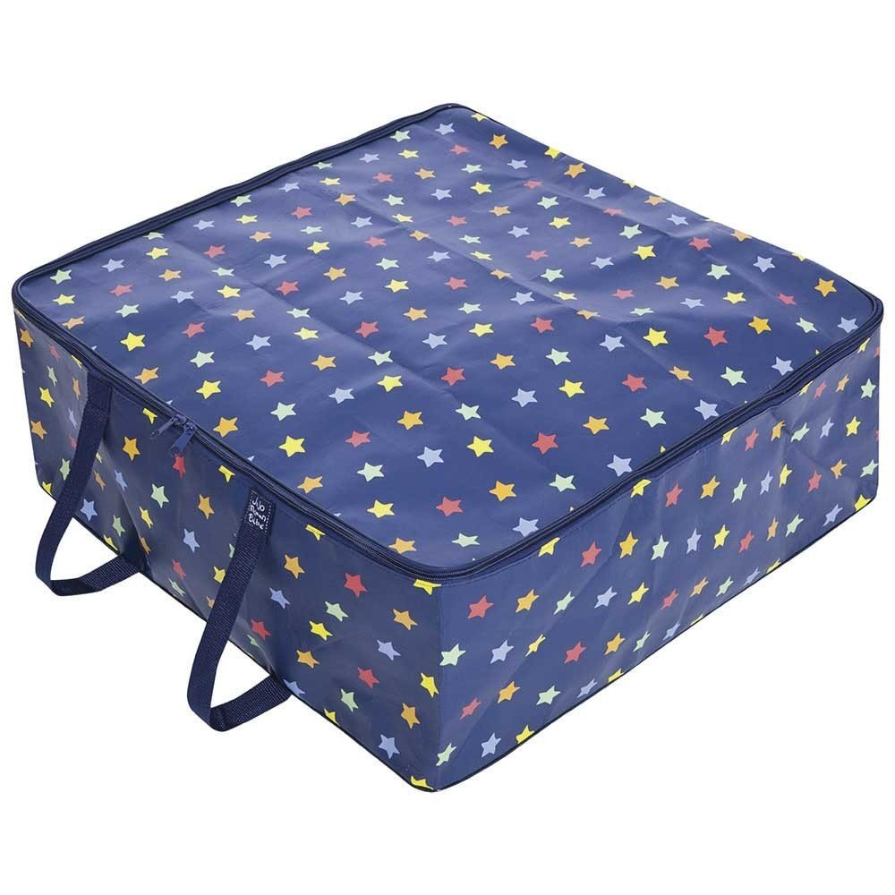 JoJo Maman Bebe Star Under Bed Storage Box JOK6T D3055STAONE