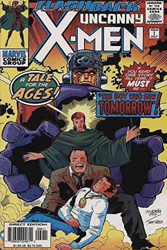 Uncanny X-Men, The #minus 1 VF/NM ; Marvel comic book
