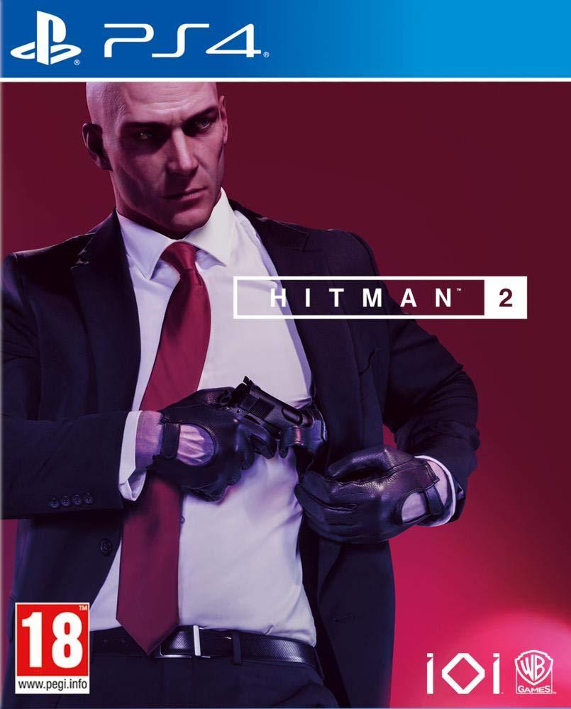 Hitman 2 Ps4 Amazon In Video Games