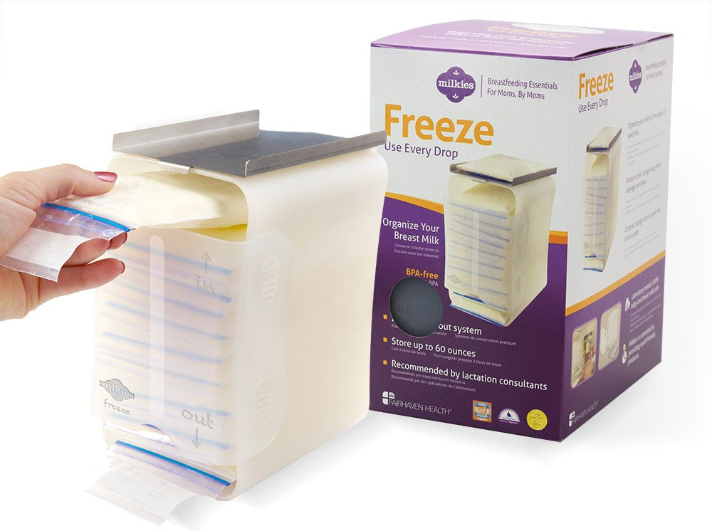 Milkies Fairhaven Health Milkies Freeze