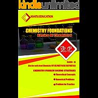 CHEMISTRY FOUNDATION-BASICS OF CHEMISTRY-CLASS IX