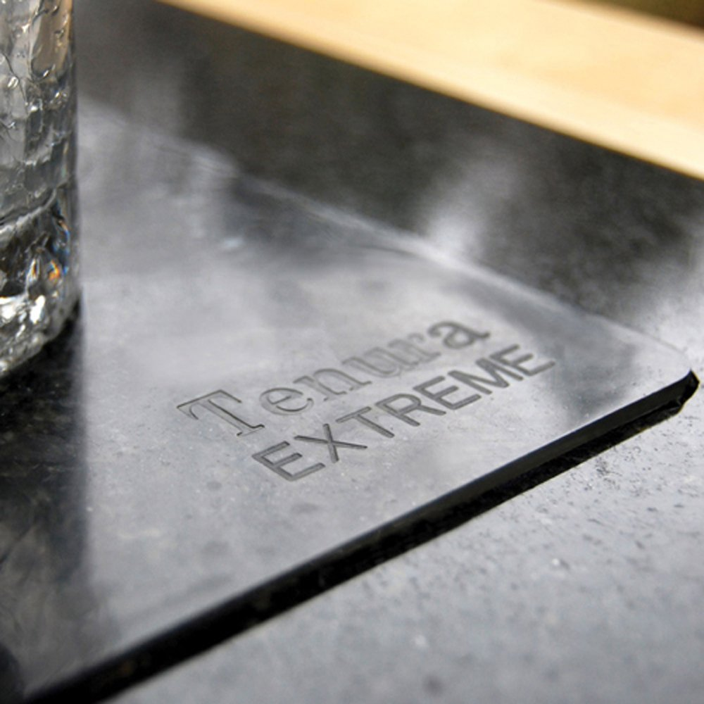Tenura 753750001 Silicone Extreme Grip Mat-Clear by Tenura