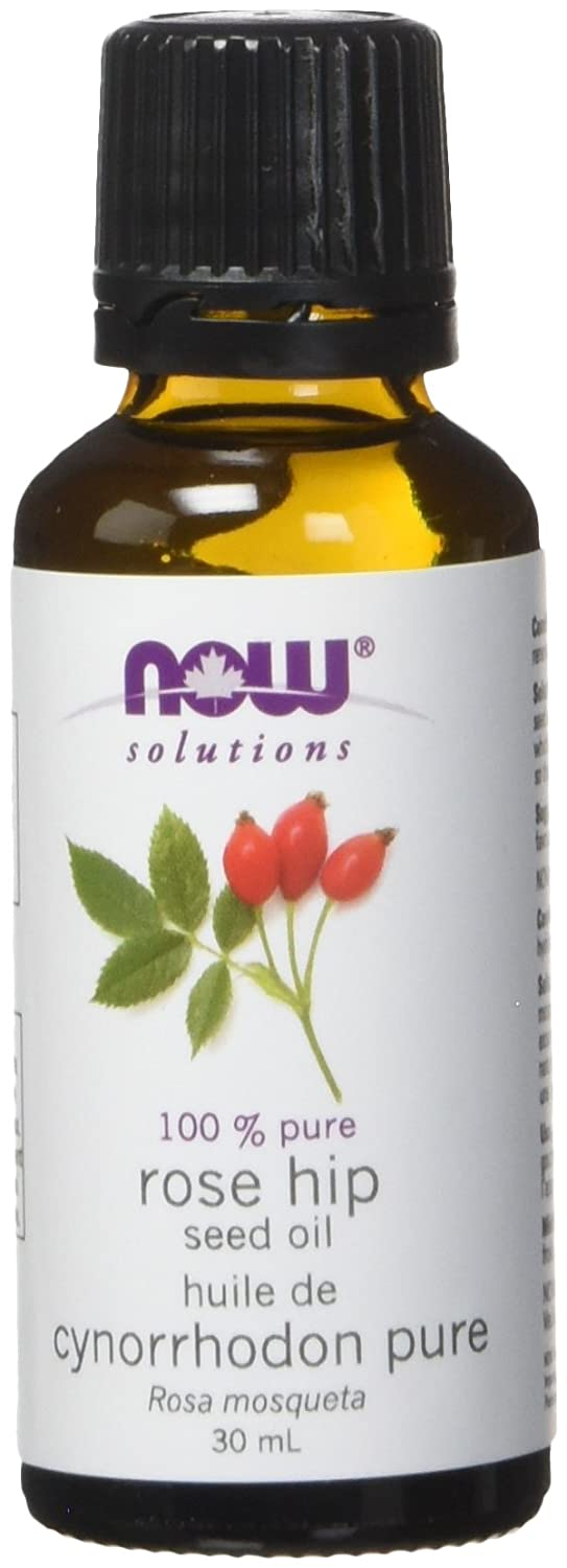 NOW Rose Hip Seed Oil, 30ml Puresource