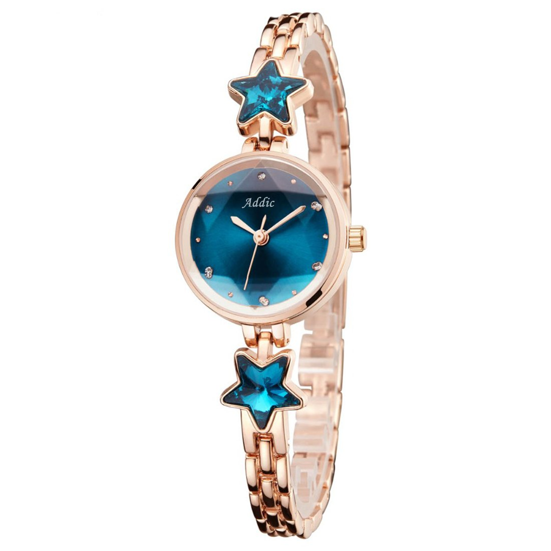 Heritage & Charm Analogue Blue Dial Women's Watch