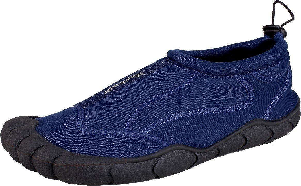 BOCKSTIEGEL? NORDERNEY Zapatos Aguamarina (36-41 Signora 3 Dise?os Neopreno), Couleur:cobalt / multi;Taille:41