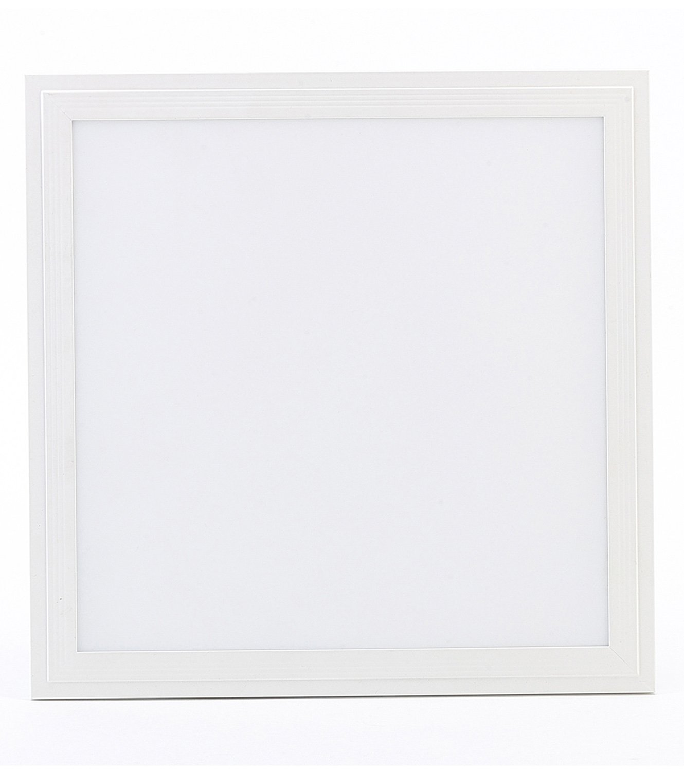 Hagolight LED Flat Square Ultra Thin Recessed Ceiling Light 12W 11.6''x11.6'' Flush Mounted Panel Lamp Light Cool White 6000-6500K With LED Driver AC85-265V