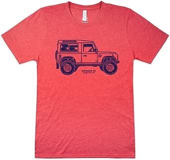 GarageProject101 Classic Defender Side T-Shirt