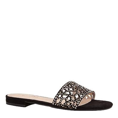 3602a6ac79db52 Amazon.com | ZIGI SOHO Women's Taniya Slide Sandal | Sandals