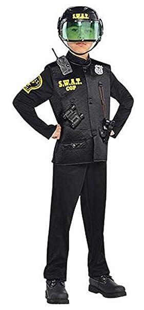 Amscan Children\u0027s SWAT Officer Costume