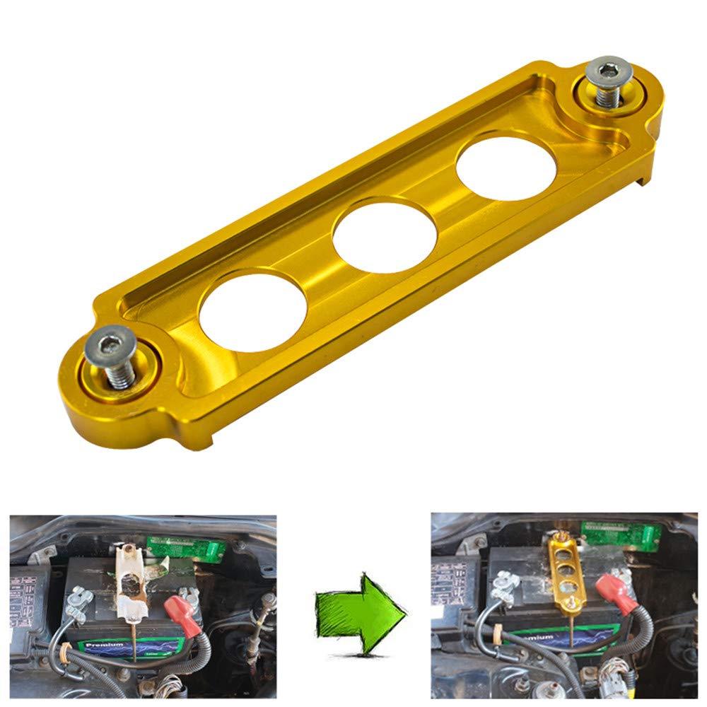 Integra S2000 EK EJ EG DC2 GOLD Battery Tie Down for Honda Civic 88 94