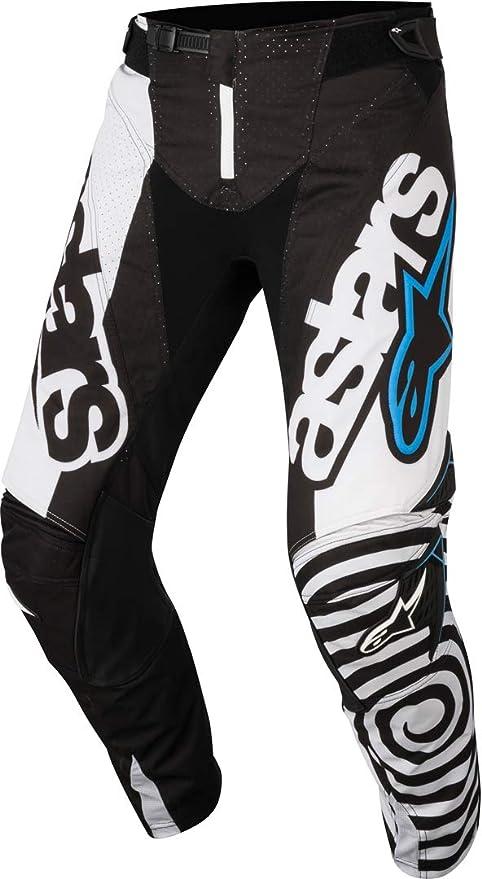 Pantalón Alpinestars Techstar Venom negro blanco azul T28 ...