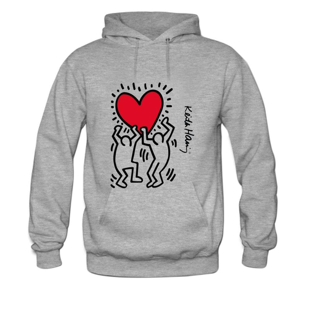 Andrea Sotaski Keith Haring S Hoody Shirts