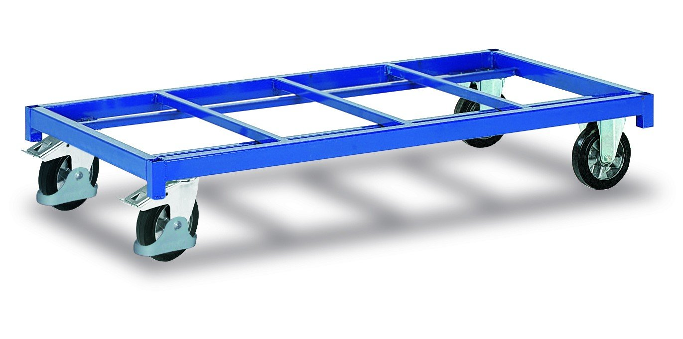 difícilmente Camión de Carga (kg): 500 ladefläche: 1680 x 880 mm RAL 5010 Azul genciana: Amazon.es: Bricolaje y herramientas