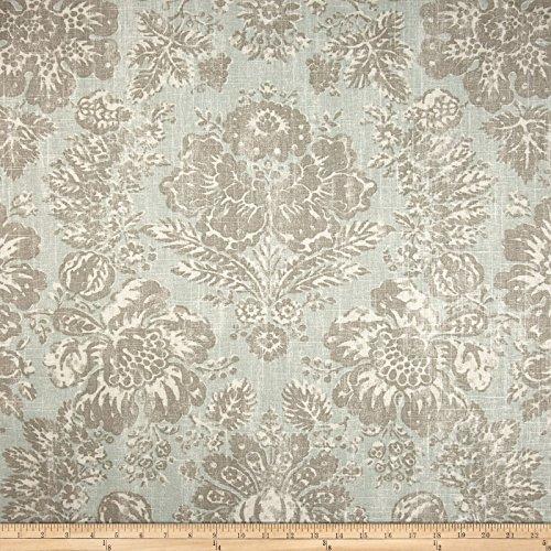 Braemore Fabrics Keepsake Linen Blend Aquamarine