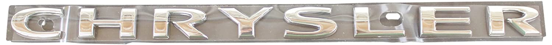 Chrysler Genuine 5113623AA Nameplate