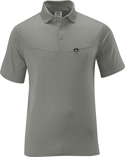 Salomon – Camiseta Mypolo Hombre Talla:extra-large: Amazon.es ...