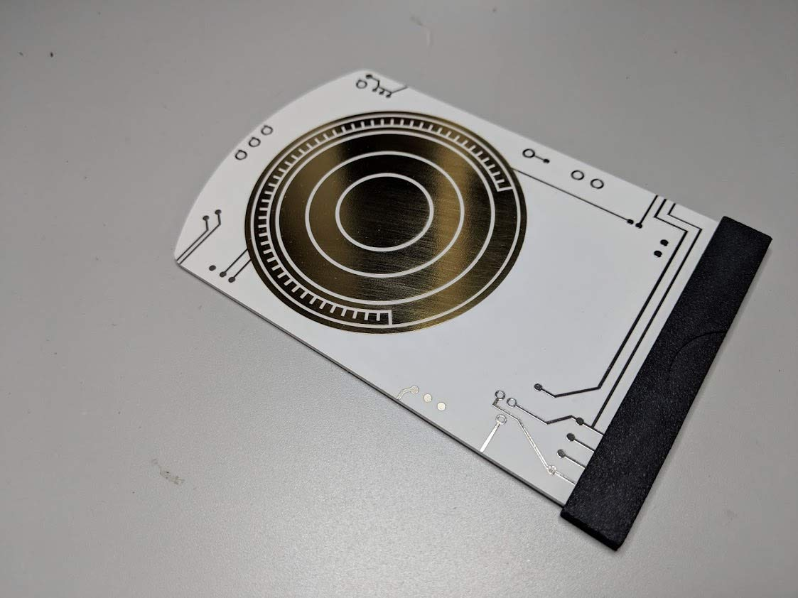 Hope for The Rebels Custom 3D Stuff Space Station Plans Data Card
