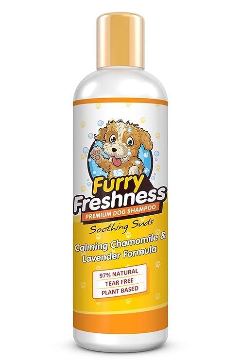 Amazon.com: FurryFreshness - Champú para perro, fórmula de ...