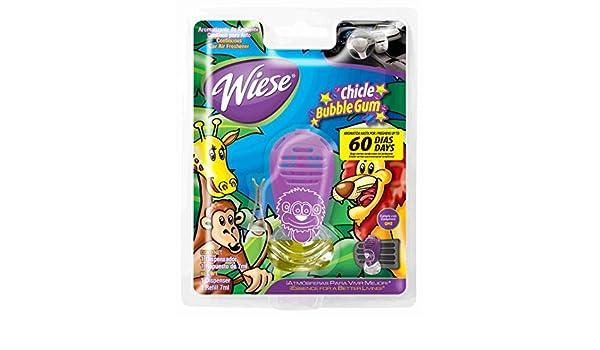 Car Air Freshener, Vent Clip Dispenser + 1 Refill, Bubble Gum Fragrance Box of 6: Amazon.com: Industrial & Scientific