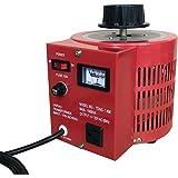Beleeb 10 Amp Variac Auto Transformer AC Variable Voltage Regulator,1000VA, 0~130 Volt Output