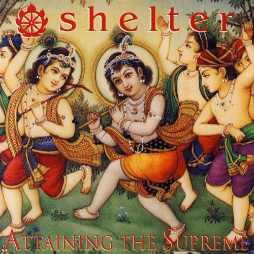 Shelter-Attaining the Supreme-CD-FLAC-1993-FAiNT Download
