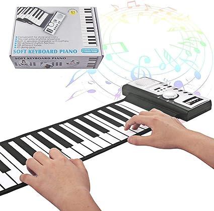 ZTT 61 Teclas De Piano Profesional, Laminado A Mano El ...