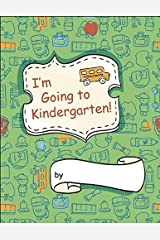 I'm Going to Kindergarten!: 5-pack Paperback